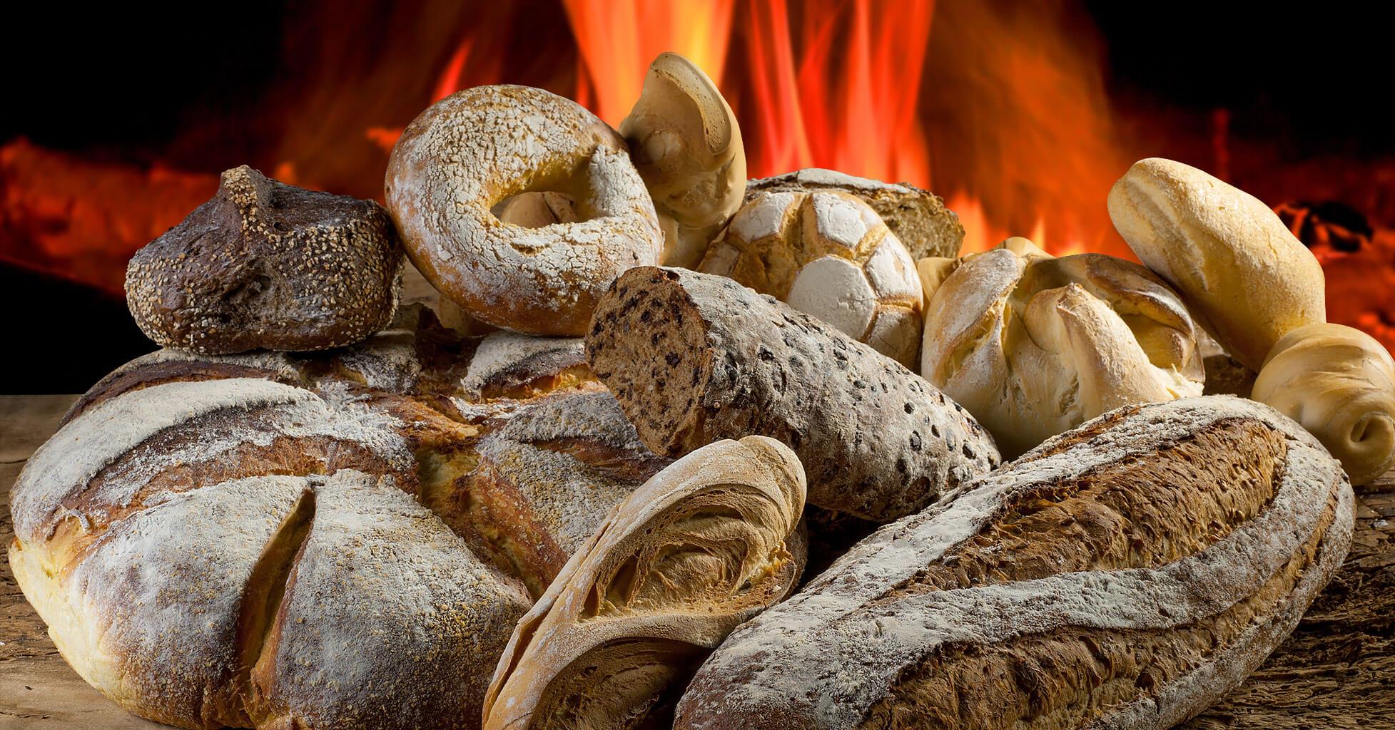 L'arte del panettiere