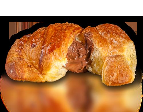 Croissant Moretti al cioccolato