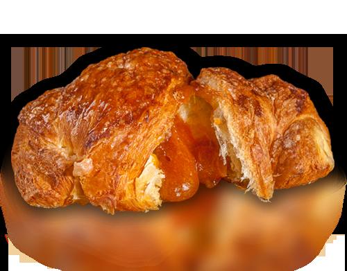 Croissant Moretti marmellata