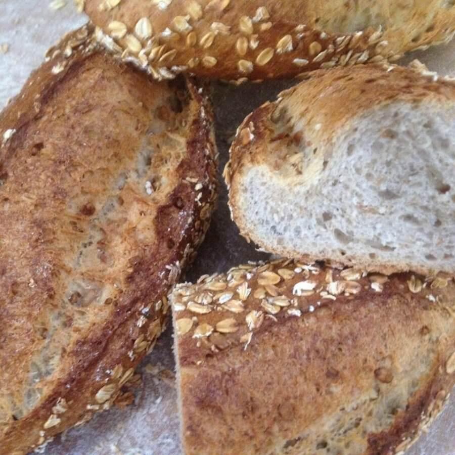 Pane al Farro e Avena