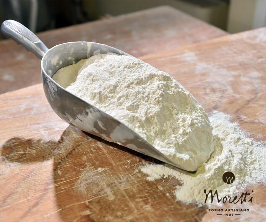 Tipi di farina e il loro impiego