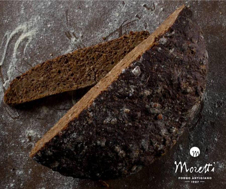 Pane integrale: buono e anche nutriente